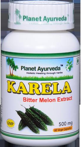 Bittermelon capsules