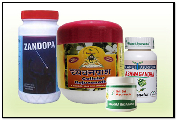 Herbs for Parkinsonism Pack