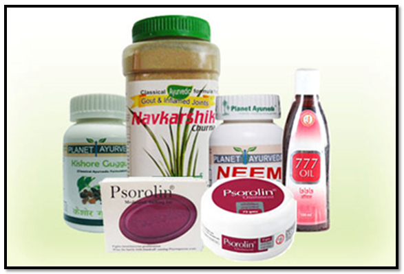 Psoriasis Care Pack
