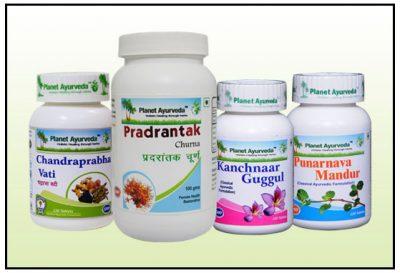 Anti-Ovarian Cyst Pack