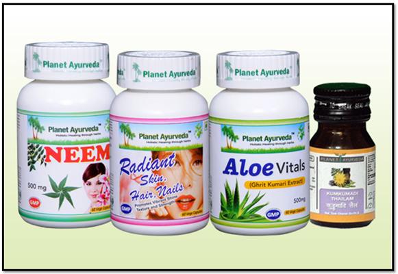 Complete Skin Healing Pack