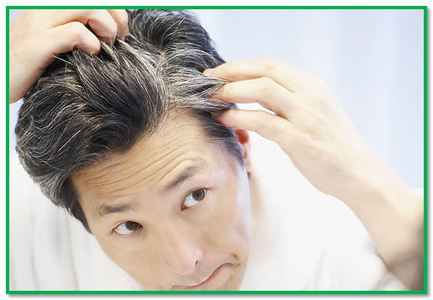 Graying of Hair