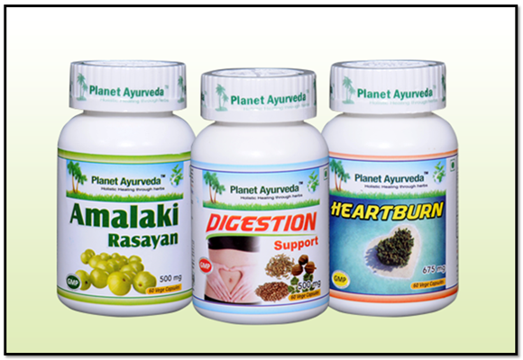 Acidity Cure Combo Pack