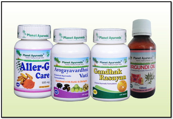 Scabies Cure Pack
