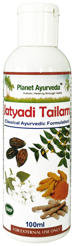 Jatyadi Tailam