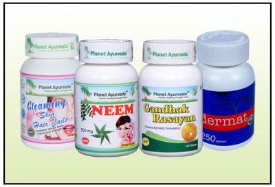 Derma Support Pack for Children