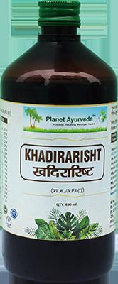 Khadirarisht